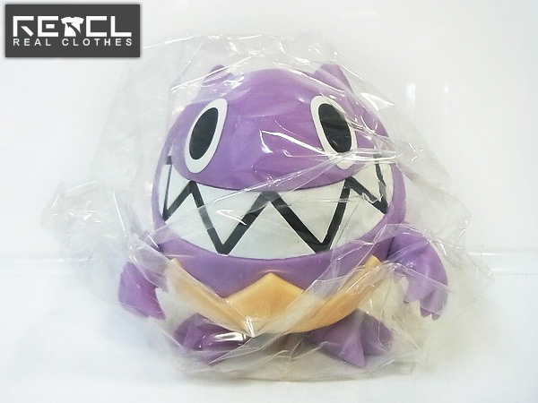 wonderwall/KidRobot TOUMA BABOOバブー スペースシャワーTV丸目