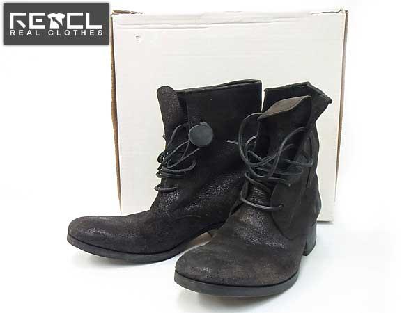 実際に弊社で買取させて頂いたC DIEM/カルペディエム ブーツ C23M 43/26.5cm ブラック系