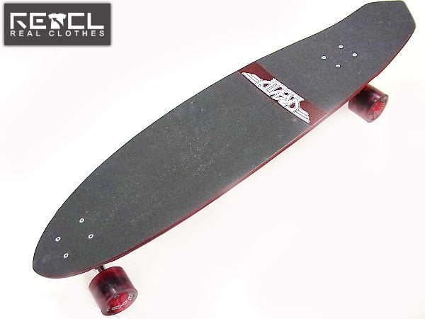 GRAVITY/グラビティ スケートボード ダイアモンドテール37/赤