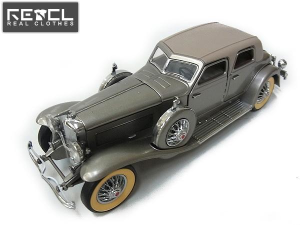フランクリンミント社 1/24 1933年型 トゥエンティーグランド