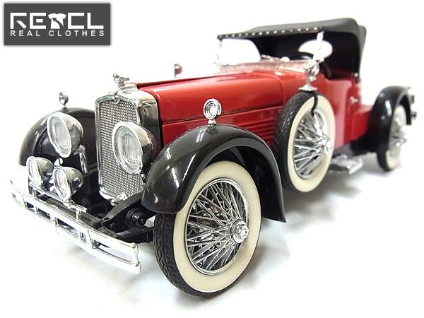 フランクリンミント社 1/24 1928年型 スタッツ ブラック ホーク