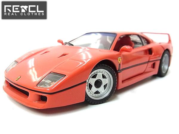 フランクリンミント社 1/24 1989年フェラーリF40/スポーツカー