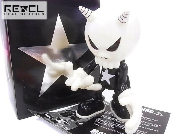 MAD TOYZ/マッドトイズ MAD STAR/マッドスター 黒×白 箱付き