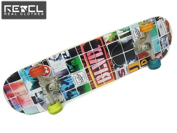 BLVD MOSAIC SERIES ダニースパ スケートボード完成品
