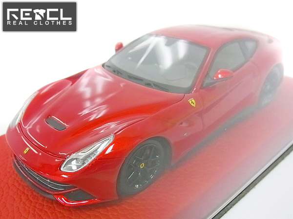 BBR RCL05 フェラーリ F12 Berlinetta Red F1 2007 20台限定