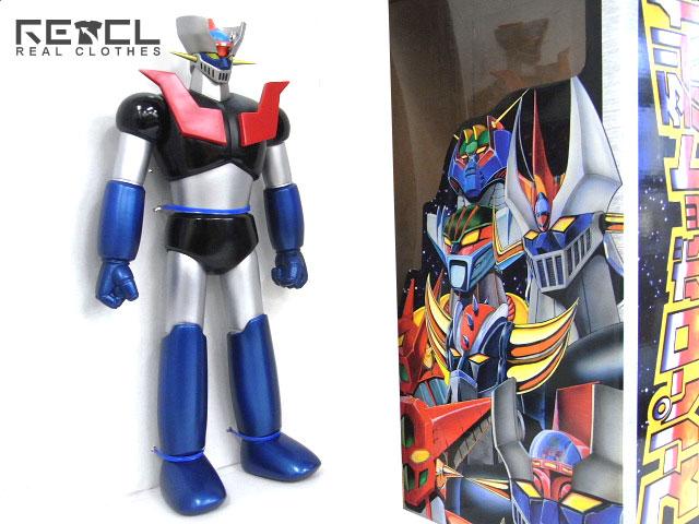 実際に弊社で買取させて頂いたマーミット スーパーロボット烈伝 SR-01/6800/マジンガーZ