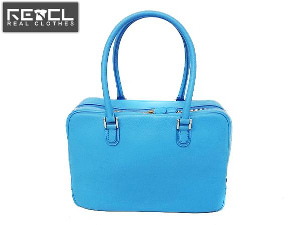 MORABITO/モラビト 定価27万 Marie MM レザーバッグ ブルー