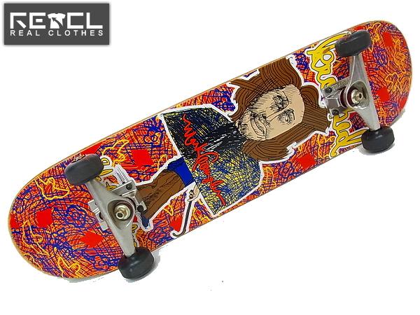 実際に弊社で買取させて頂いたKROOKED マークゴンザレス スケートボード コンプリート