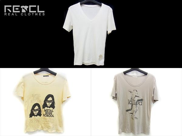 CHARMCULT/チャームカルト プリント半袖Tシャツ/0/計3点セット