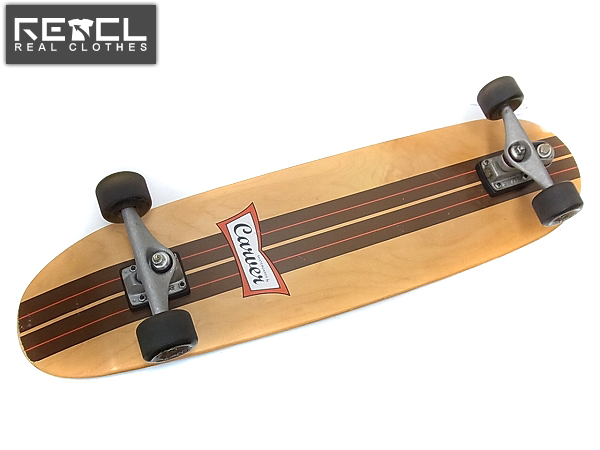 Carver/カーバー ショート/スケートボード完成品