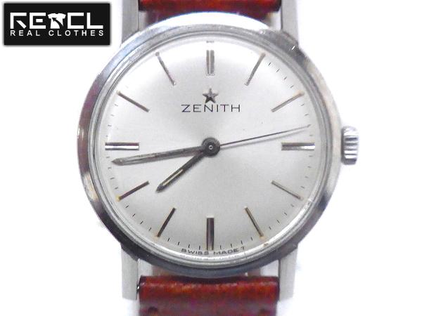 ZENITH/ゼニス【保証書付き】センターセコンド ボーイズ/SS