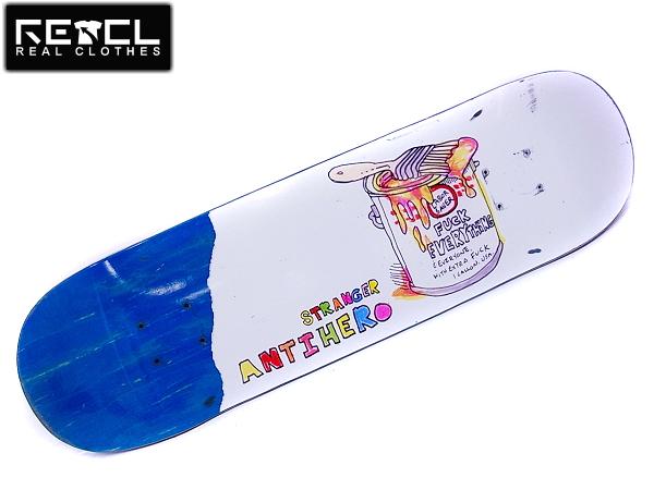 ANTI HERO ジュリアン・ストレンジャー スケートボード/デッキ