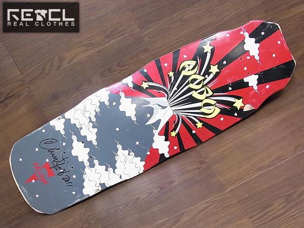 HOSOI SKATE/ホソイスケート デッキ/板 スケートボード