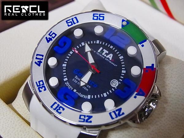 I.T.A./アイティーエー コルサロ 13.01.17 クォーツ/腕時計