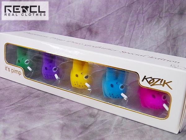 【未開封】KOZIK/コジック KidRobot スモーキンラビット 10Inch