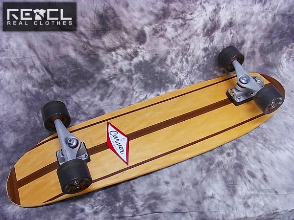 CARVER/カーバー クルーザー/サーフスケートボード