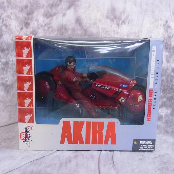 【未開封】McFarlane Toys/マクファーレン・トイズ 3D ANIMATION japan2 AKIRA/アキラ 金田のバイク
