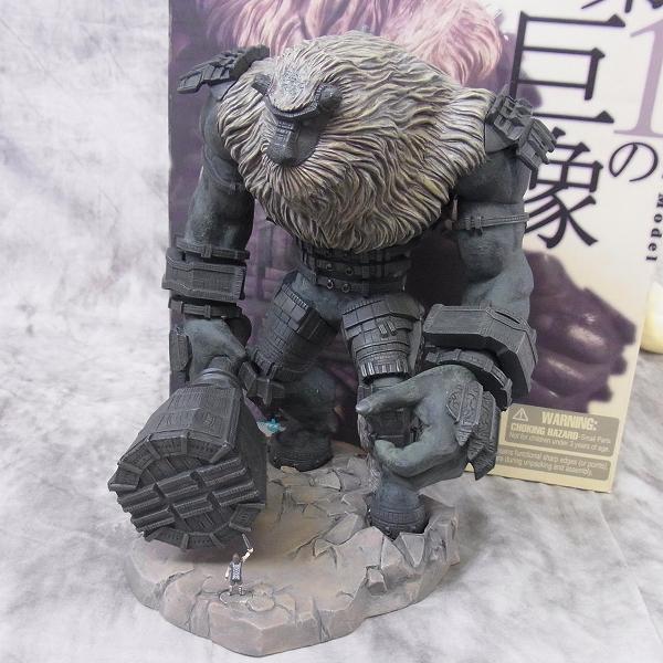 ワンダと巨像 第1の巨像 コトブキヤ 限定生産 コールドキャスト完成品 フィギュア