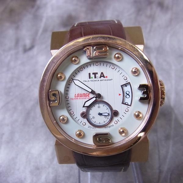 I.T.A./アイティーエー Lounge/ラウンジ 腕時計 00.09.01