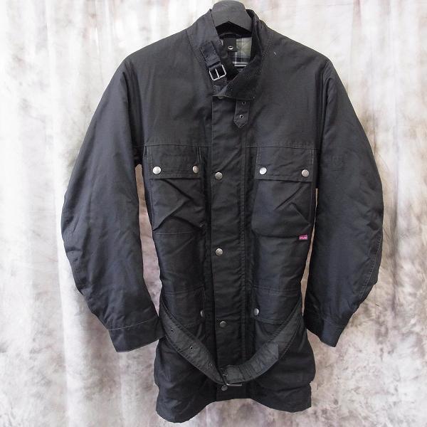 BELSTAFF/ベルスタッフ XL500 ナイロンジャケット ブラック/44