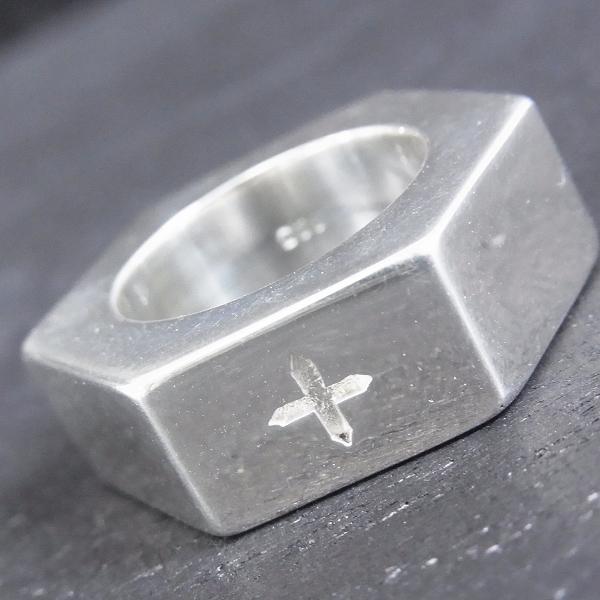 HEAD PORTER PLUS/ヘッドポータープラス ナットリング 指輪 21号